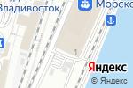 Схема проезда до компании Теплое море во Владивостоке