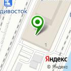 Местоположение компании Лото-ДВ