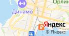 Департамент экономики и развития предпринимательства Приморского края на карте