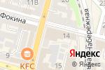 Схема проезда до компании Далянь во Владивостоке