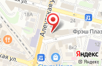 Схема проезда до компании Агентство Демиург во Владивостоке