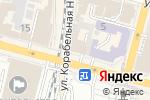 Схема проезда до компании Магазин головных уборов во Владивостоке