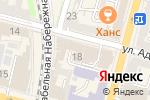 Схема проезда до компании Нотариус Ульянова Т.Н. во Владивостоке