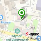 Местоположение компании Приморский ЭМ-Центр