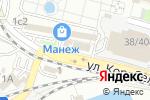 Схема проезда до компании Океан во Владивостоке