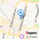 Vinoterra на карте Владивостока