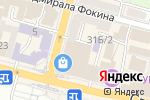 Схема проезда до компании VS status во Владивостоке