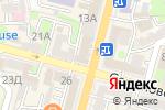 Схема проезда до компании Доброфлот, ГК во Владивостоке