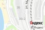 Схема проезда до компании Автодок-Unitech во Владивостоке