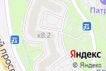 Схема проезда до компании Sub Club & ФК Усенко в Русском