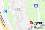 Схема проезда до компании Twenty four seven в Русском