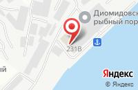 Схема проезда до компании Эдванс во Владивостоке