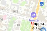 Схема проезда до компании Юнилаб во Владивостоке