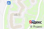 Схема проезда до компании Банкомат, Газпромбанк в Русском