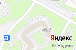 Схема проезда до компании Море декора в Русском