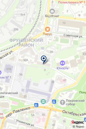 Саплай ДВ на карте Владивостока