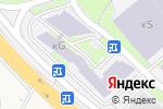 Схема проезда до компании Кампус в Русском