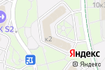 Схема проезда до компании СемьСот в Русском