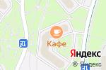 Схема проезда до компании ISLAND в Русском