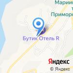 Административно-территориальное Управление Первомайского района на карте Владивостока