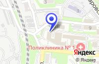 Схема проезда до компании БЫЛИНА КО ЛТД во Владивостоке