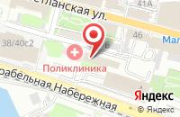 Схема проезда до компании Искра во Владивостоке