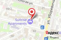 Схема проезда до компании Медиа Форум во Владивостоке