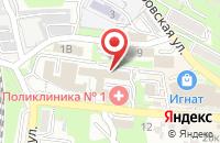 Схема проезда до компании Риа «Дв-Инфо» во Владивостоке
