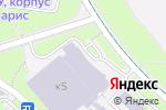 Схема проезда до компании ДВФУ в Русском