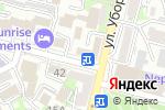 Схема проезда до компании Дальинтур Траст во Владивостоке