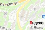 Схема проезда до компании Детская хореографическая студия Натальи Старковой во Владивостоке