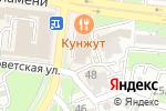 Схема проезда до компании АКБ Приморье во Владивостоке
