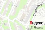 Схема проезда до компании Бухкомпания.РФ во Владивостоке