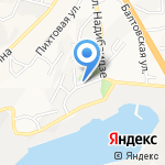 Марям на карте Владивостока
