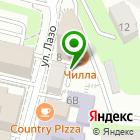 Местоположение компании СБИС Тензор