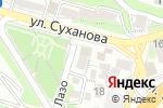 Схема проезда до компании Автомобилист во Владивостоке