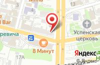 Схема проезда до компании Владиздат во Владивостоке