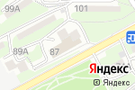 Схема проезда до компании Альбатрос во Владивостоке
