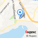 Доктор Замков на карте Владивостока