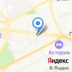 Аир-Сервис на карте Владивостока