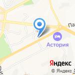 Дейта на карте Владивостока