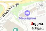 Схема проезда до компании Лепота во Владивостоке