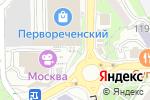 Схема проезда до компании New Line во Владивостоке
