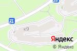 Схема проезда до компании Толстый панда в Русском