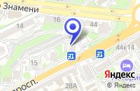 Схема проезда до компании МАГАЗИН ЦВЕТЫ в Партизанске