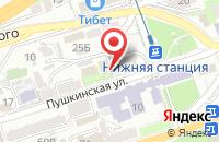Схема проезда до компании Издательский Дом «Обломофф» во Владивостоке