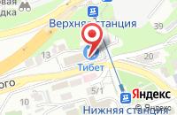 Схема проезда до компании Дальневосточная Палата Налоговых Консультантов во Владивостоке