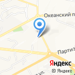 Interior Studio Loft на карте Владивостока