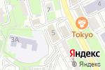 Схема проезда до компании КраскиЦентр во Владивостоке