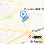 CNI-Владивосток на карте Владивостока